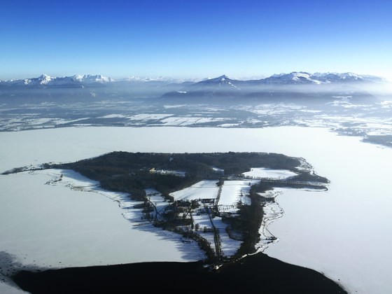 Herrenchiemsee-Winter
