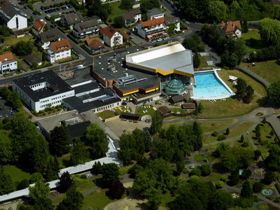 Luftbild Thermalbad Bad Soden